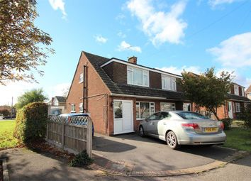 Thumbnail 3 bed semi-detached house for sale in Pine Close, Thornbury, Bristol