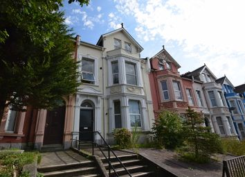 Thumbnail 5 bed terraced house for sale in Crow Park, Fernleigh Road, Mannamead, Plymouth