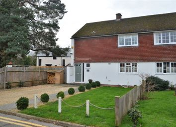 Thumbnail 3 bed semi-detached house for sale in Wharf Side, Padworth, Reading, Berkshire
