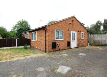 Thumbnail 1 bed semi-detached bungalow for sale in St. Georges Drive, Meadows