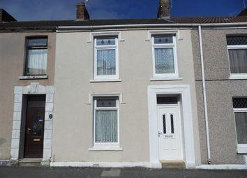 Thumbnail 3 bedroom terraced house for sale in Pemberton Street, Llanelli