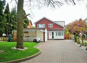 Thumbnail 5 bed detached house for sale in Manor Drive, Longfield