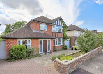 Thumbnail 4 bed detached house for sale in Lancaster Road, St.Albans