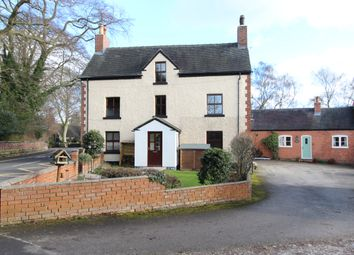 Thumbnail 6 bed link-detached house for sale in Station Road, Stanley, Derbyshire