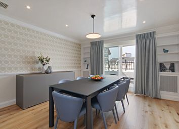 Thumbnail 3 bed flat to rent in Chesham Place, Belgravia