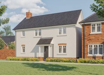 Thumbnail 3 bed detached house for sale in Burndell Road, Yapton