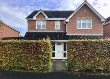 Thumbnail 4 bed detached house for sale in Brandon Ave, Admaston, Telford