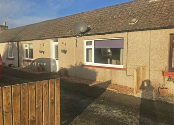 Thumbnail 2 bed terraced bungalow for sale in Craigo, Montrose, Angus