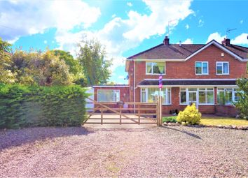 Thumbnail 4 bed semi-detached house for sale in Wynnstay Lane, Marford