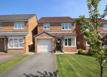 Thumbnail 3 bed detached house for sale in Cloverhill Court, Stanley