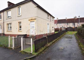 Thumbnail 2 bed flat for sale in Oak Place, Coatbridge
