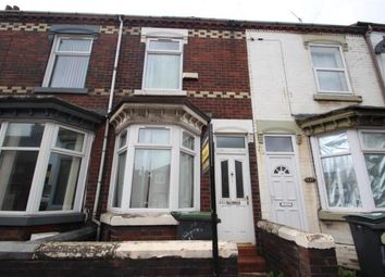 Thumbnail 2 bed terraced house to rent in Victoria Road, Stoke On Trent