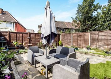 Thumbnail 4 bedroom end terrace house for sale in Botha Road, London