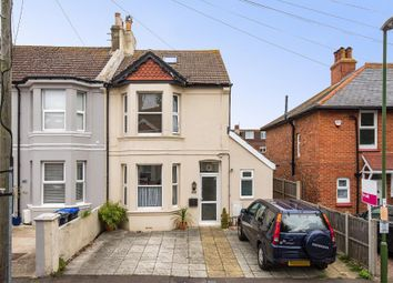 Thumbnail 1 bedroom flat for sale in Southview Road, Southwick, Brighton, West Sussex