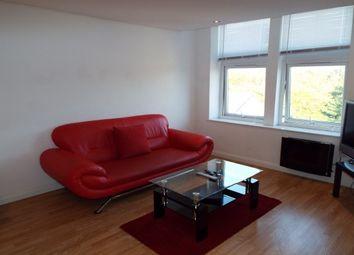 Thumbnail 1 bed flat to rent in Grosvenor House, Splott, Cardiff