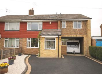 Thumbnail 5 bed semi-detached house for sale in Endowood Road, Somersall, Chesterfield