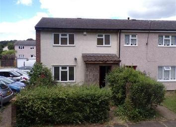 Thumbnail 3 bed end terrace house for sale in Glenmere, Vange, Basildon