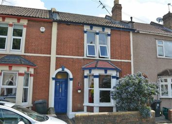 Thumbnail 2 bedroom terraced house for sale in Rosebery Avenue, Bristol