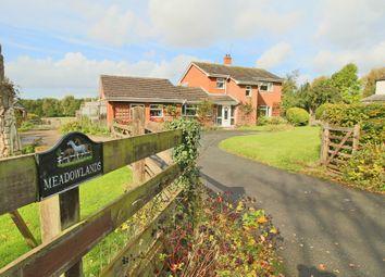 Thumbnail 4 bed detached house for sale in Dorrington, Shrewsbury
