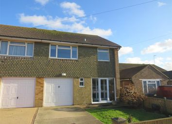 3 bed semi-detached house for sale in Phyllis Avenue, Peacehaven BN10