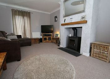 Thumbnail 3 bed semi-detached house for sale in Meadow Lane Bury, Huntingdon, Cambridgeshire