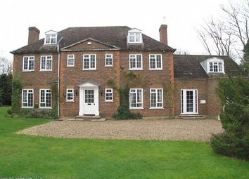 Thumbnail 5 bed detached house for sale in Onslow Road, Burwood Park, Walton-On-Thames, Surrey