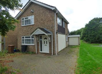 Thumbnail 3 bed detached house for sale in West Mead Court, Northampton, Northamptonshire