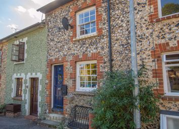 Thumbnail 2 bed terraced house to rent in Mill Lane, Saffron Walden, Essex