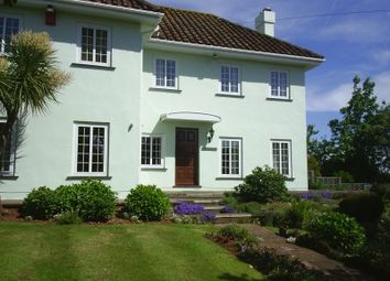 Thumbnail 4 bedroom detached house to rent in Manscombe Road, Torquay
