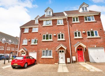 Thumbnail 3 bed terraced house for sale in Clickers Road, Norwich