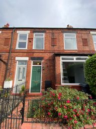 Thumbnail 3 bed terraced house for sale in Clare Avenue, Hoole, Chester