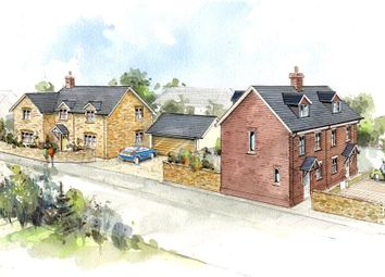 Thumbnail 3 bed semi-detached house for sale in Phillips Hill, Marnhull, Sturminster Newton, Dorset