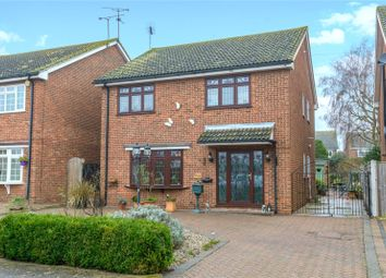 Thumbnail 4 bed detached house for sale in Chapel Lane, Great Wakering, Essex