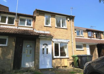 Thumbnail 2 bed terraced house to rent in Elsham Close, Lincoln