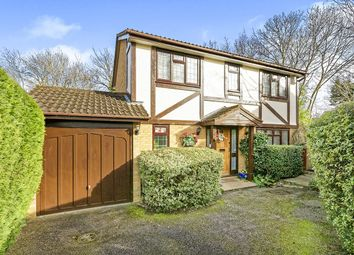 Thumbnail 4 bed detached house for sale in Thirlmere Close, Egham