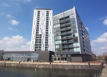 Thumbnail 1 bed flat for sale in Millennium Point, 254 The Quays, Salford, Greater Manchester