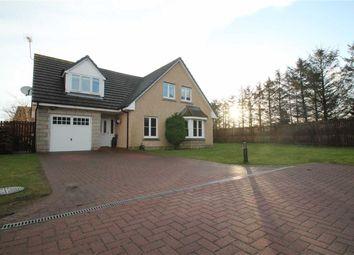 Thumbnail 4 bedroom detached house for sale in Bennachie Gardens, Sauchen, Aberdeenshire