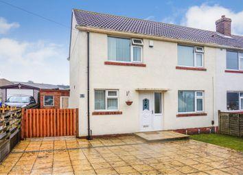 Thumbnail 3 bedroom semi-detached house for sale in Moorlands Avenue, Leeds