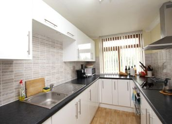 Thumbnail 2 bed flat to rent in Stanwick Court, Thorpe Road, Peterborough