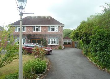 Thumbnail 5 bedroom detached house for sale in Langdown Lawn, Hythe
