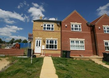 Thumbnail 1 bed mews house to rent in Stonegate Mews, Doncaster