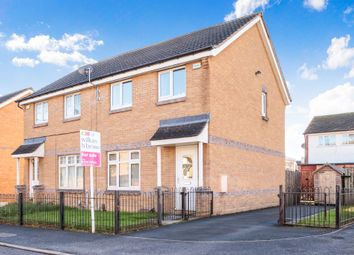 Thumbnail 3 bedroom semi-detached house for sale in Woodpecker Close, Allerton, Bradford