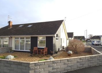 Thumbnail 3 bed semi-detached bungalow for sale in Cheltenham Road, Nottage, Porthcawl