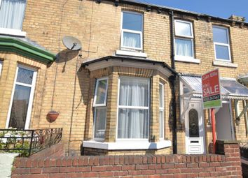 3 bed town house for sale in Gordon Street, Scarborough, North Yorkshire YO12