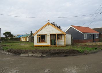 Thumbnail 1 bed detached bungalow for sale in Bush Estate, Eccles-On-Sea, Norwich