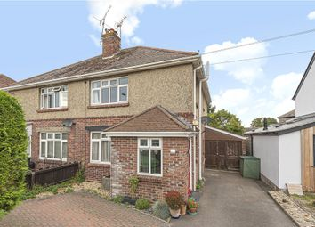 Thumbnail 3 bedroom semi-detached house for sale in Prince Of Wales Road, Dorchester, Dorset