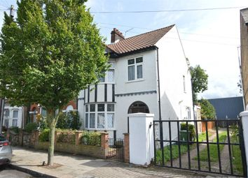 Thumbnail 3 bed end terrace house to rent in York Road, Waltham Cross, Hertfordshire