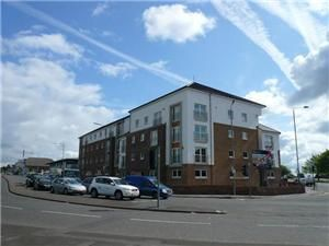 Thumbnail 2 bed flat to rent in Cumbernauld Road, Dennistoun