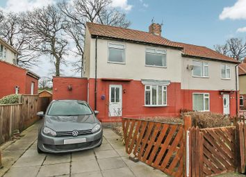 3 bed semi-detached house for sale in Foxcovert Grove, Howden Le Wear, Crook DL15