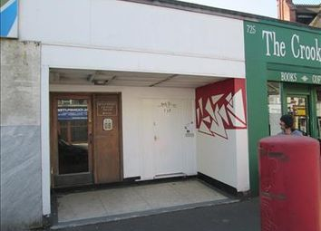 Thumbnail Retail premises to let in Basement Premises, 731 Christchurch Road, Boscombe, Bournemouth